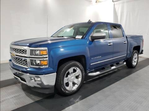 2015 Chevrolet Silverado 1500 for sale at Collection Auto Import in Charlotte NC