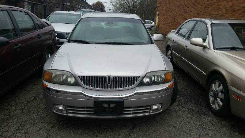 2002 Lincoln LS for sale at 216 Automotive Group in Cleveland OH