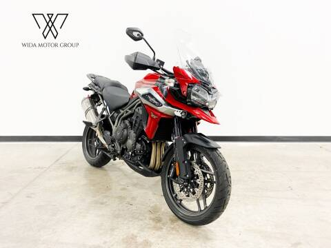 2018 Triumph Tiger 1200 XRT for sale at Wida Motor Group in Bolingbrook IL