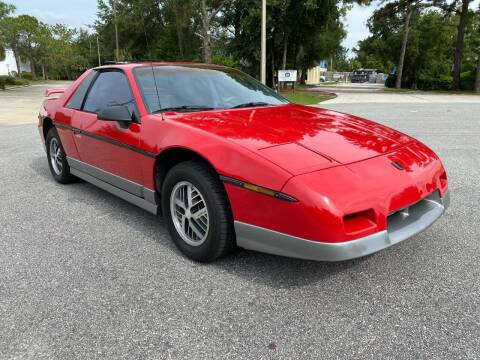1985 Pontiac Fiero for sale at Global Auto Exchange in Longwood FL