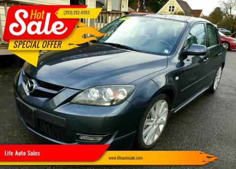 2009 Mazda MAZDASPEED3 for sale at Life Auto Sales in Tacoma WA