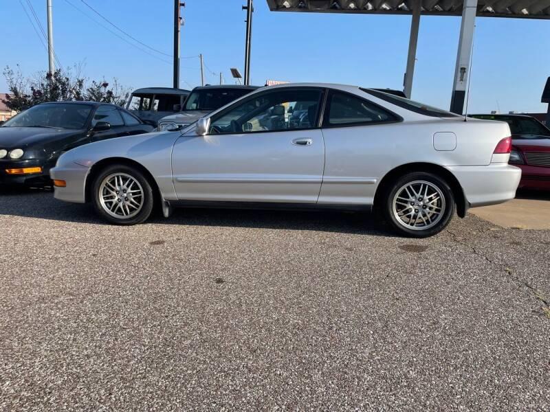 2000 Acura Integra for sale at Shelby's Automotive in Oklahoma City OK