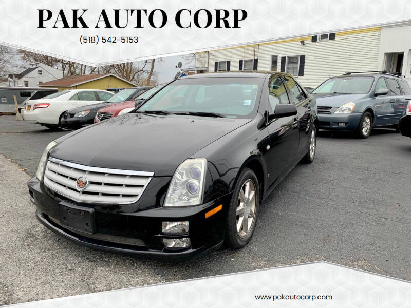 2006 Cadillac STS for sale at Pak Auto Corp in Schenectady NY