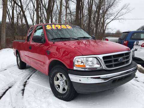 2004 Ford F-150 Heritage for sale at GABBY'S AUTO SALES in Valparaiso IN