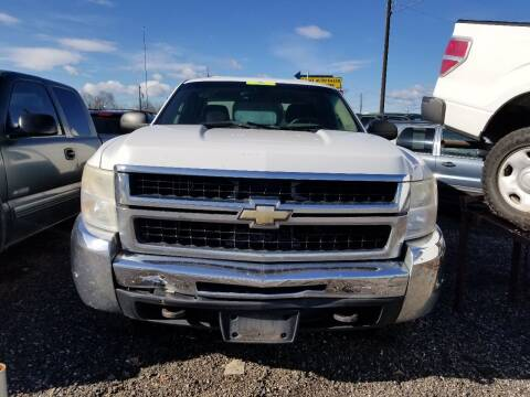 2007 Chevrolet Silverado 2500HD for sale at 2 Way Auto Sales in Spokane Valley WA