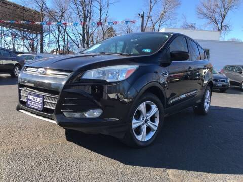 2013 Ford Escape for sale at Certified Auto Exchange in Keyport NJ