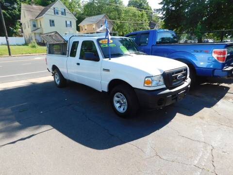 2011 Ford Ranger for sale at CAR CORNER RETAIL SALES in Manchester CT