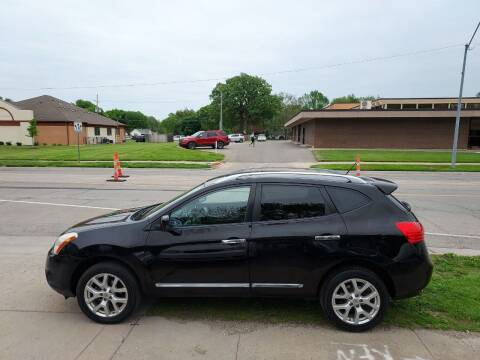 2013 Nissan Rogue for sale at D & D Auto Sales in Topeka KS