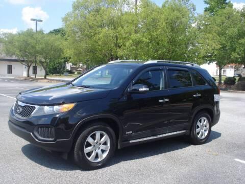 2013 Kia Sorento for sale at Uniworld Auto Sales LLC. in Greensboro NC