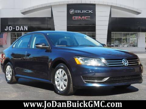2013 Volkswagen Passat for sale at Jo-Dan Motors in Plains PA
