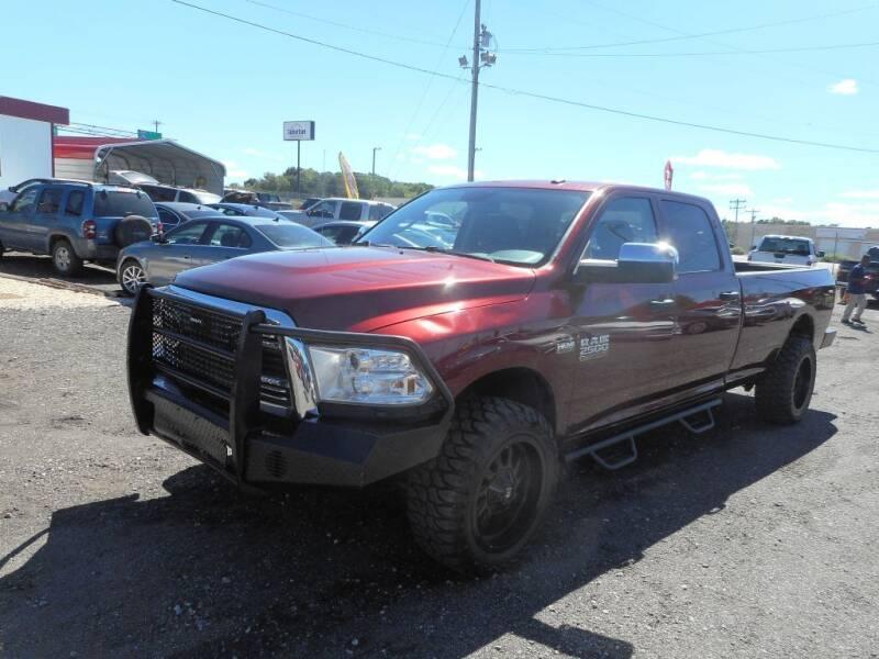 2018 RAM Ram Pickup 2500 for sale at Auto Center Elite Vehicles LLC in Spartanburg SC
