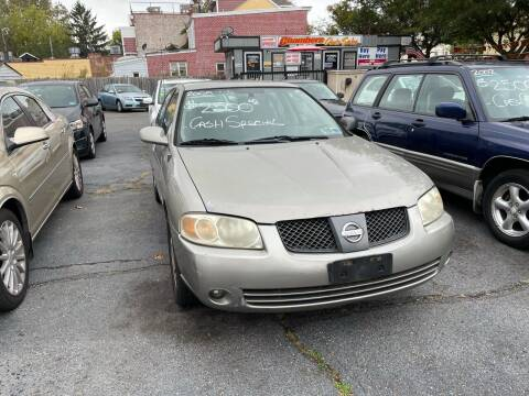 2005 Nissan Sentra for sale at Chambers Auto Sales LLC in Trenton NJ