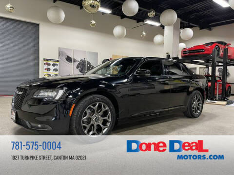 2015 Chrysler 300 for sale at DONE DEAL MOTORS in Canton MA
