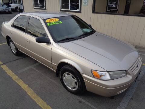 1997 Toyota Camry for sale at BBL Auto Sales in Yakima WA