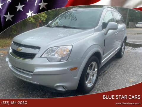 2013 Chevrolet Captiva Sport for sale at Blue Star Cars in Jamesburg NJ