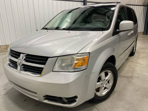 2008 Dodge Grand Caravan for sale at EUROPEAN AUTOHAUS, LLC in Holland MI