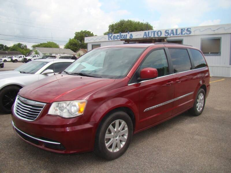 2013 Chrysler Town and Country for sale at Rocky's Auto Sales in Corpus Christi TX