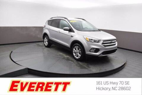 2018 Ford Escape for sale at Everett Chevrolet Buick GMC in Hickory NC