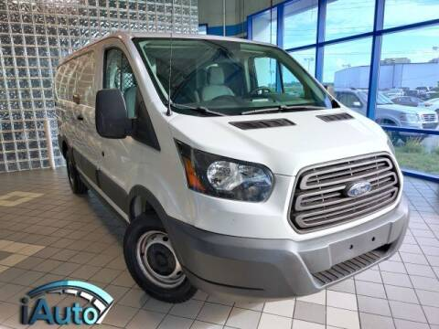 2015 Ford Transit Cargo for sale at iAuto in Cincinnati OH