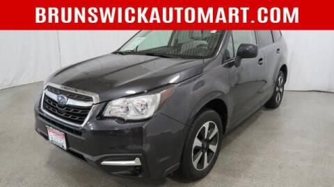 2018 Subaru Forester for sale at Brunswick Auto Mart in Brunswick OH
