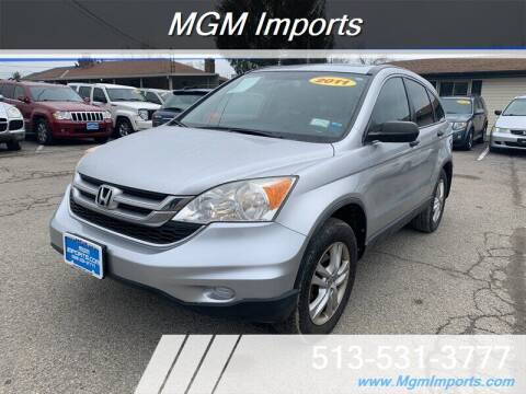 2011 Honda CR-V for sale at MGM Imports in Cincinnati OH