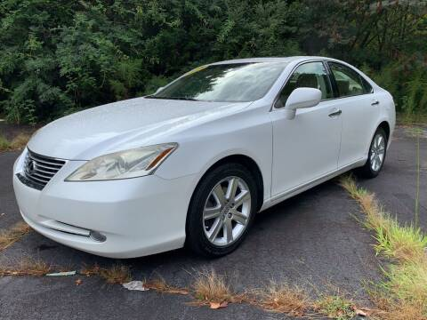 2007 Lexus ES 350 for sale at Peach Auto Sales in Smyrna GA