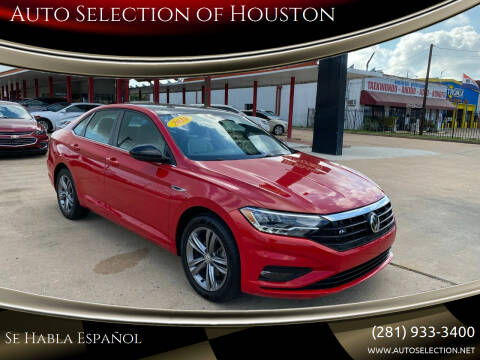 2019 Volkswagen Jetta for sale at Auto Selection of Houston in Houston TX