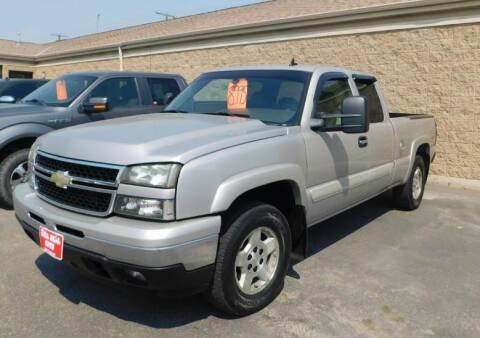 2006 Chevrolet Silverado 1500 for sale at Will Deal Auto & Rv Sales in Great Falls MT