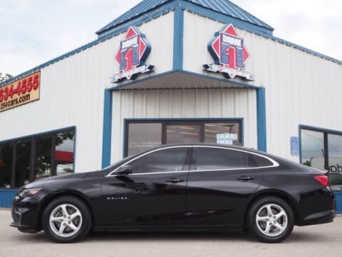 2016 Chevrolet Malibu for sale at DRIVE 1 OF KILLEEN in Killeen TX