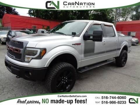 2013 Ford F-150 for sale at CarNation AUTOBUYERS, Inc. in Rockville Centre NY