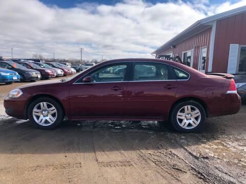 2011 Chevrolet Impala for sale at TnT Auto Plex in Platte SD