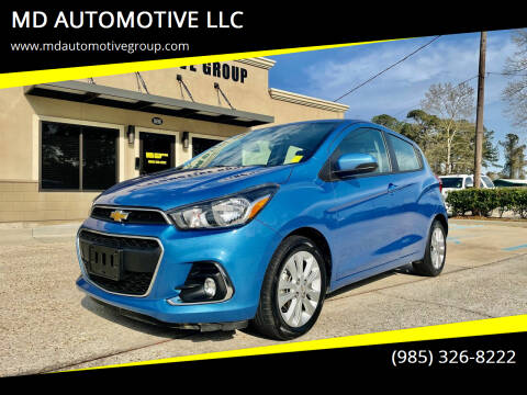 2017 Chevrolet Spark for sale at MD AUTOMOTIVE LLC in Slidell LA
