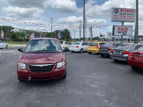 2007 Chrysler Town and Country for sale at King Auto Deals in Longwood FL