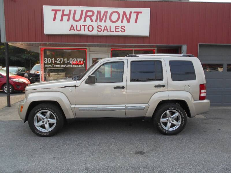 2010 Jeep Liberty for sale at THURMONT AUTO SALES in Thurmont MD