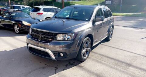2014 Dodge Journey for sale at North Knox Auto LLC in Knoxville TN