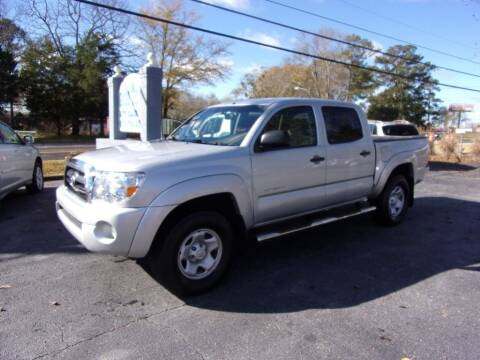 2008 Toyota Tacoma for sale at Good To Go Auto Sales in Mcdonough GA