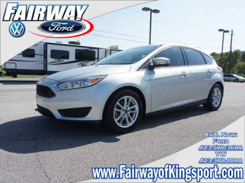2016 Ford Focus for sale at Fairway Ford in Kingsport TN