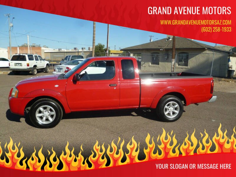 2004 Nissan Frontier for sale at Grand Avenue Motors in Phoenix AZ