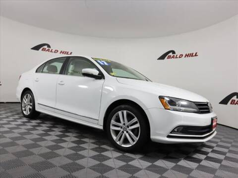 2017 Volkswagen Jetta for sale at Bald Hill Kia in Warwick RI