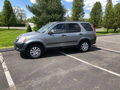 2006 Honda CR-V for sale at Chris Auto South in Agawam MA