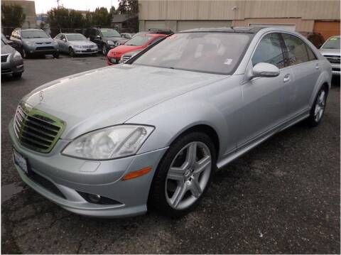 2008 Mercedes-Benz S-Class for sale at Klean Carz in Seattle WA