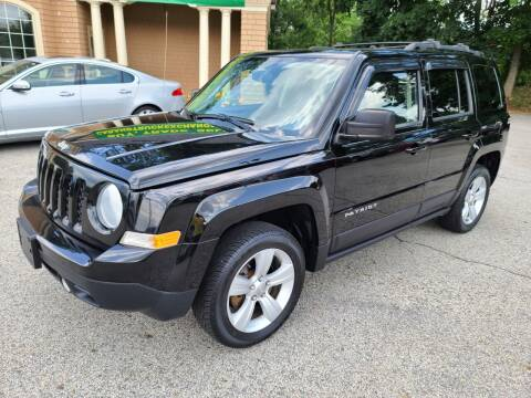 2014 Jeep Patriot for sale at Car and Truck Exchange, Inc. in Rowley MA