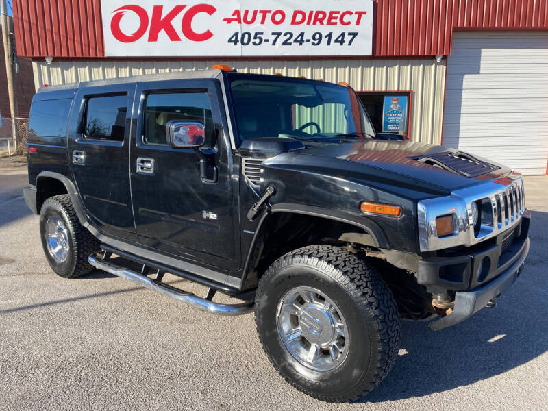 2003 HUMMER H2 for sale at OKC Auto Direct in Oklahoma City OK