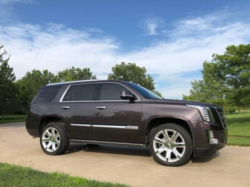 2016 Cadillac Escalade for sale at Beaton's Auto Sales in Amarillo TX