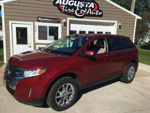 2013 Ford Edge for sale at Augusta Tire & Auto in Augusta WI