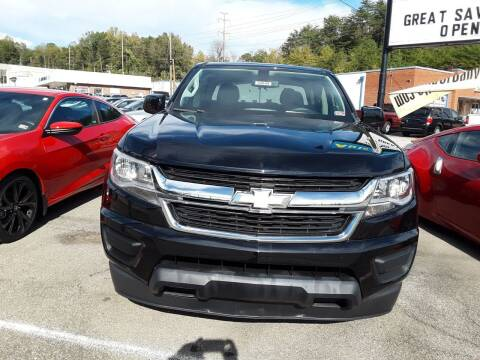 2018 Chevrolet Colorado for sale at Auto Villa in Danville VA