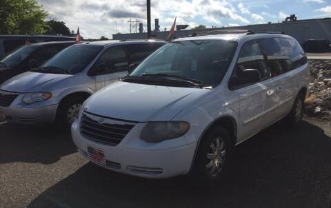 2005 Chrysler Town and Country for sale at L & J Motors in Mandan ND