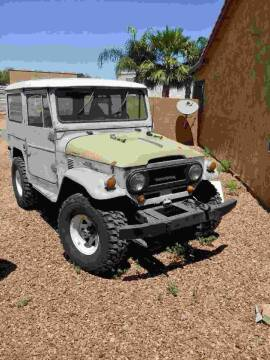 1969 Toyota Land Cruiser for sale at Arizona Auto Resource in Tempe AZ