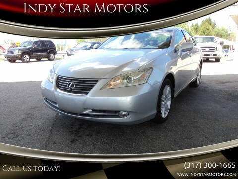 2007 Lexus ES 350 for sale at Indy Star Motors in Indianapolis IN