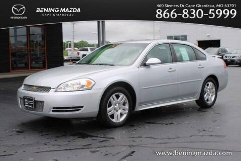 2012 Chevrolet Impala for sale at Bening Mazda in Cape Girardeau MO